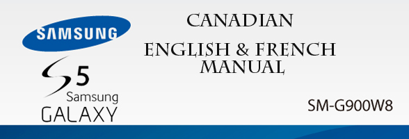 Canada-English-and-French-Samsung-Galaxy-S5-Manual