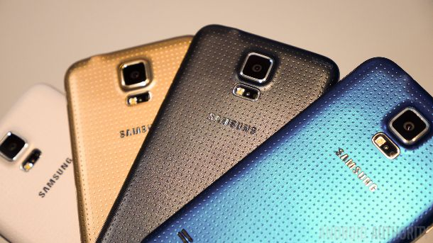 Dutch Samsung Galaxy s5 Manual