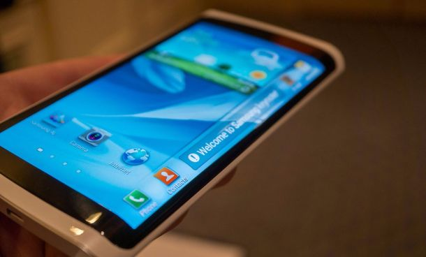 Galaxy S5 Youm Flexible Display
