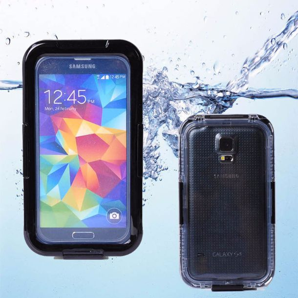 Samsung Galaxy S5 Waterproof Shockproof Smartphone