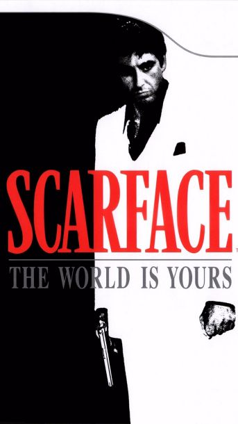 Scarface Wallpapers for Galaxy S5