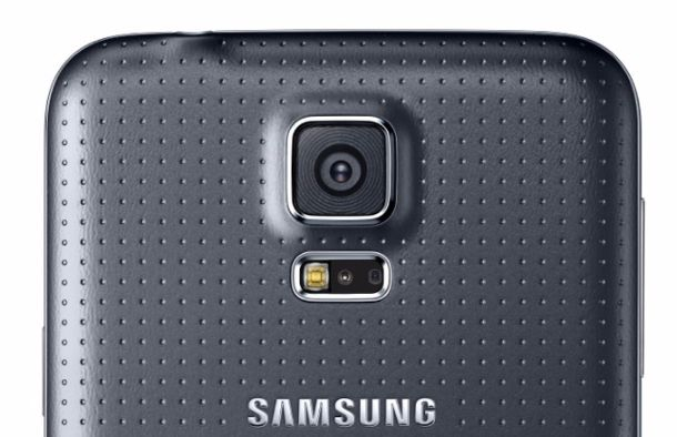galaxy s5 isocell image sensor